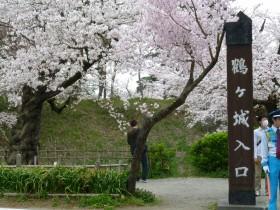 会津、鶴ヶ城